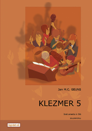 Klezmer Music, Vol 5, Bb instr.