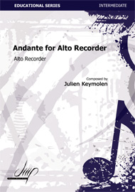Andante for Alto Recorder