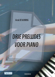 Drie preludes voor piano